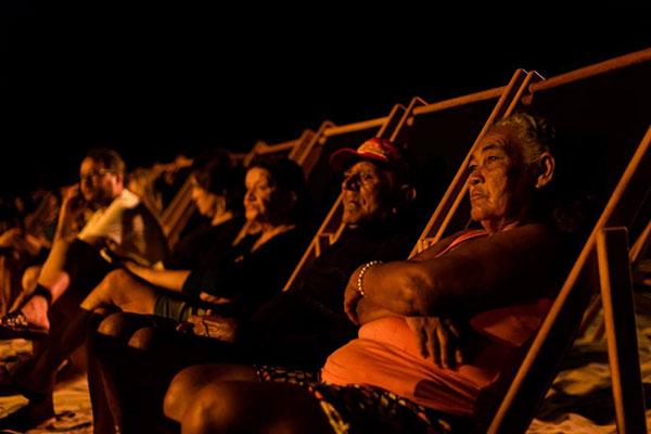 Estrutura de exibição é uma item indispensável para a imersão de uma sala de cinema ao ar livre