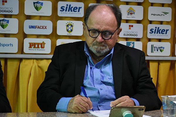 Presidente José Vanildo irá convocar clubes para o arbitral na próxima semana e lançar a proposta