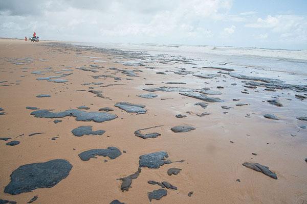 manchas petróleo sergipe