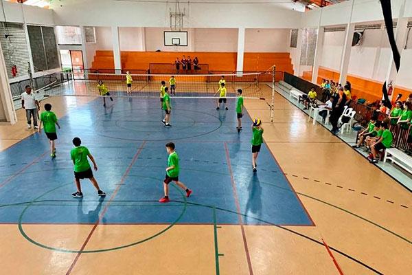 Voleibol está entre os esportes que estão em disputa nos Jogos