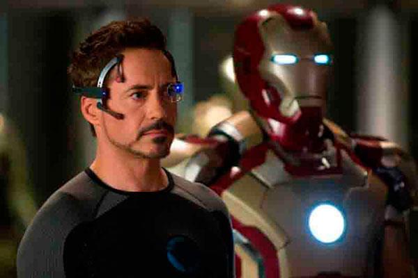 Ele é Martin Scorsese, não precisa disso, disse o Homem de Ferro