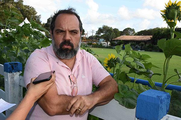 Marcelo Passos, presidente da Anorc, detalha exposição