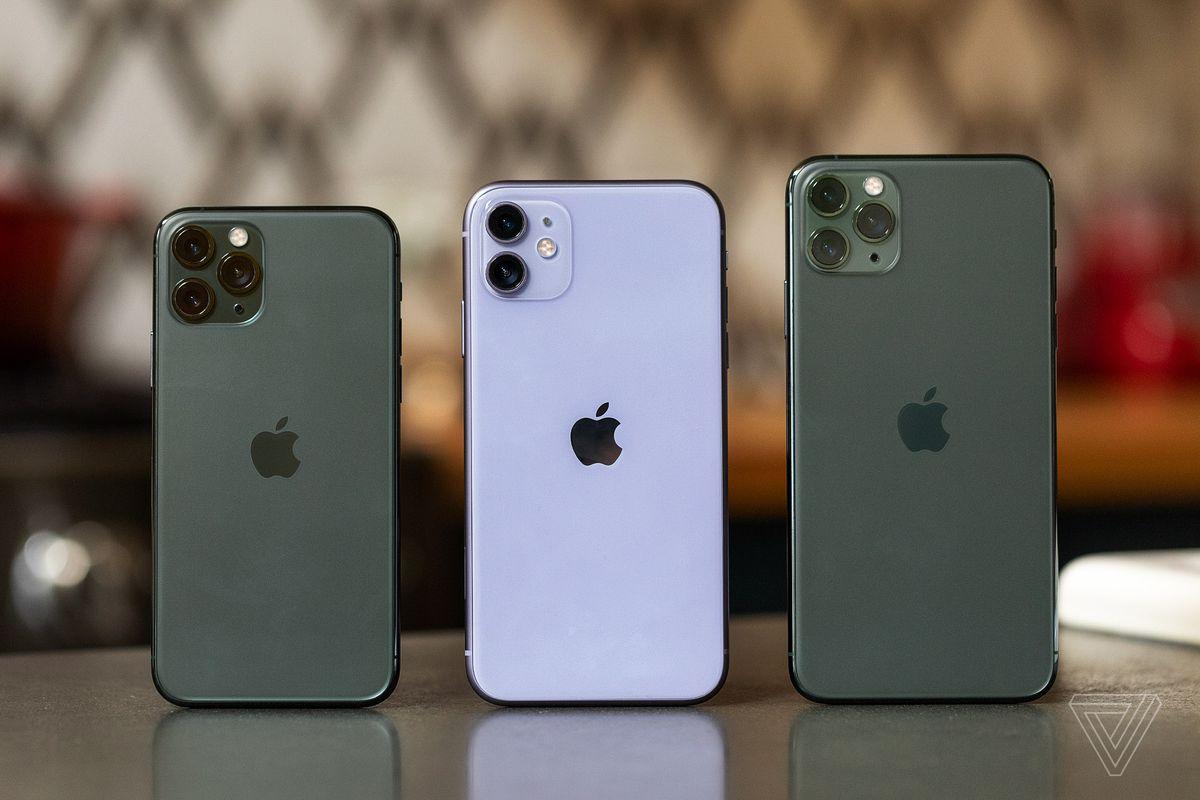 Iphone 11 começa a ser vendido no país neste mês