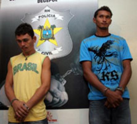 CRIME - Aldenilson Costa confessa que esfaqueou Maria Nazaré, mas Ednaldo Barbosa nega ter ajudado