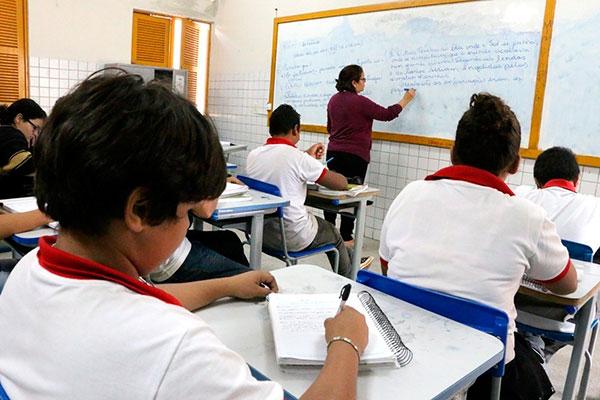 Foram convocados professores de diversas disciplinas