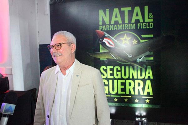 Zeca Melo, Superintendente do Sebrae