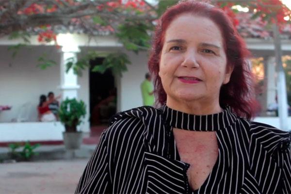 Resultado de imagem para Prefeita do município de Pedro Velho/RN, morre em Natal
