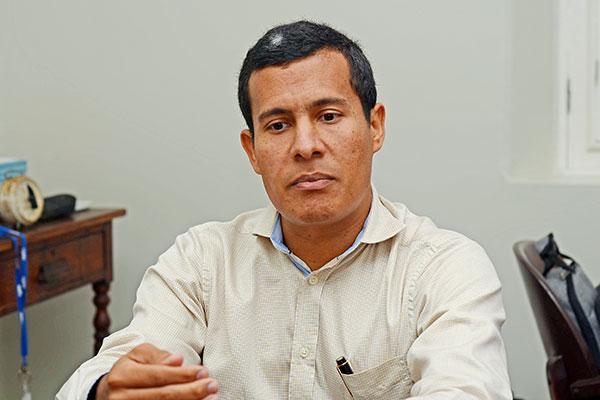 Emerson Arcoverde Nunes, diretor Médico do Hospital Dr. Onofre Lopes (HUOL/UFRN)