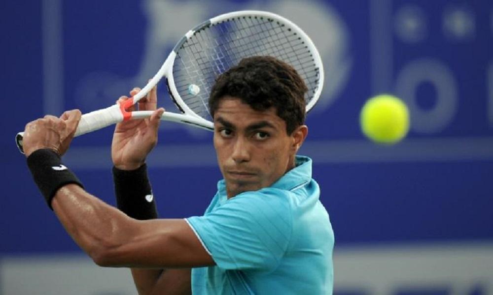 O brasileiro Thiago Monteiro chegou a 100ª colocação no ranking da ATP
