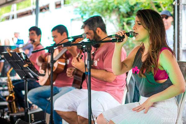 Roda de Samba do Ribeira Boêmia comanda festa neste sábado