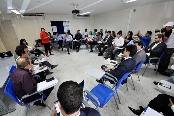 Plano foi apresentado nesta quarta-feira à toda equipe do governo e representantes de outros órgãos e entidades do Rio Grande do Norte