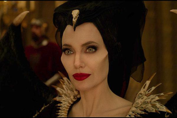 Angelina Jolie em nova composição física para Malévola 2