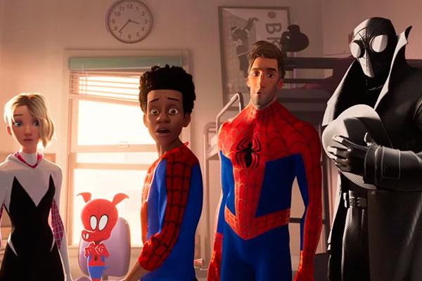 Homem Aranha no Aranhaverso volta ao cinemas na sessão Se você ainda não viu