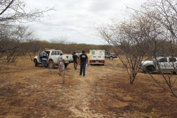 Motorista raptado em Mossoró foi encontrado morto em matagal