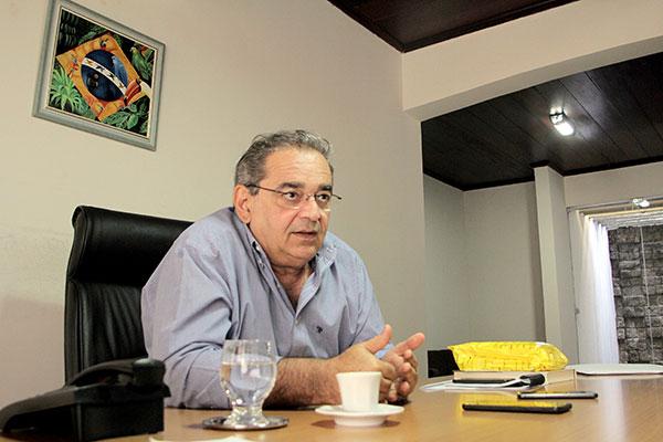 Prefeito Álvaro Dias quer garantir apoio de emendas impositivas
