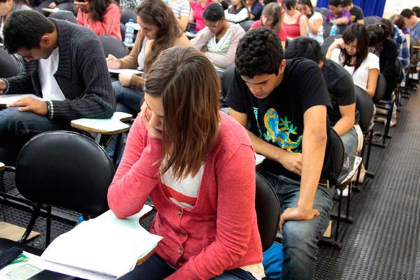 Entre as provas objetivas do concurso, estão Língua Portuguesa e Matemática