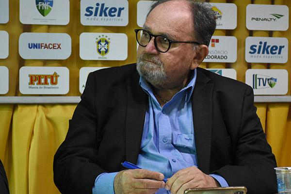 Presidente José Vanildo deseja colocar os clubes do RN em atividade, eles não atuam desde 24/08