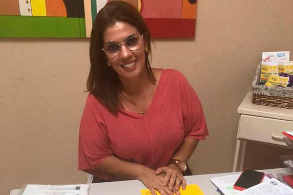 Isabel Alves, dirige o SAE Parnamirim