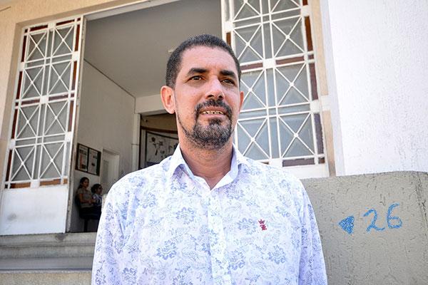 Wellington Bernardo coordena quatro ocupações na cidade com mais de 400 famílias, três na zona Oeste e uma na zona Norte