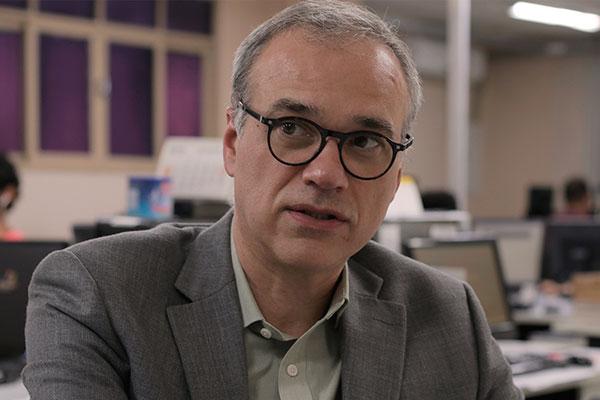 José Daniel Diniz, Reitor da UFRN