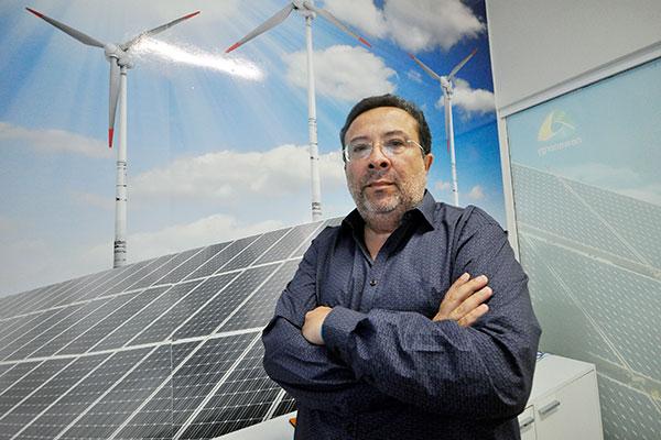 Paulo Sérgio de Morais, Diretor da Associação Brasileira de Geração Distribuídas para o RN e PB