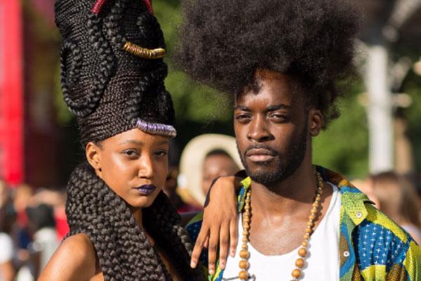 Movimento nascido nos EUA valoriza a arte e cultura negra