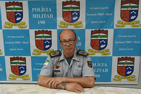 O Coronel Alarico Azevedo, comandante da PM no RN, disse que não sabia da operação e que a PM da Paraíba não foi comunicada