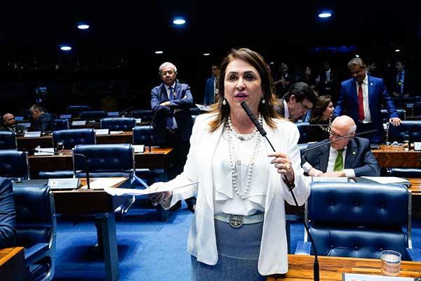 Kátia Abreu pretende alavancar investimentos de infraestrutura