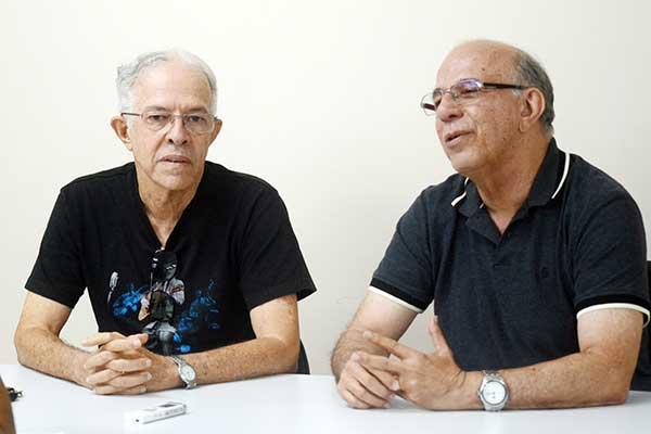 Pesquisa de Fred e Carlos Rossiter partiu do acervo do pai