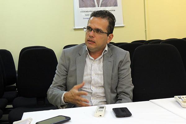 Juiz corregedor do Tribunal de Justiça do RN, Fábio Ataíde, fala sobre as videoconferências nas audiências criminais