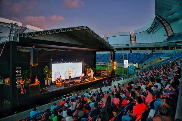 Evento na Arena das Dunas terá 24h de conteúdo, 12h por dia, contando com 30 palestrantes de vários segmentos