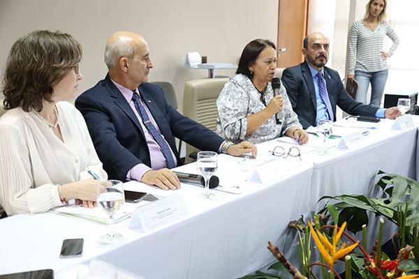 Luiz Eduardo Ramos (E) surpreendeu até o Governo do RN com anúncio