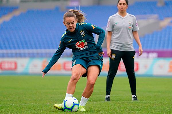 Andressinha vive expectativa de garantir uma vaga na seleção