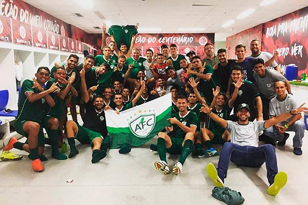 Equipe alecrinense chega na final com 100% de aproveitamento e acredita na experiência de seus atletas para conquistar o título
