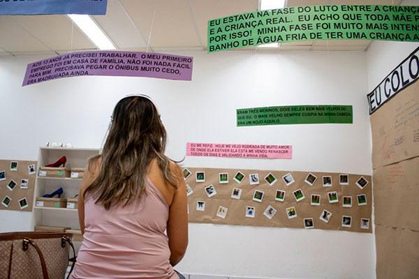 Evento teve mostra dos trabalhos desenvolvidos por alunos e contou com visitação