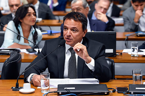 Márcio Bittar, relator da PEC