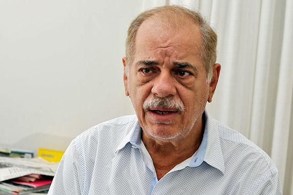 Representante do Sindicato das Escolas Particulares, Alexandre Marinho, fala sobre reajustes
