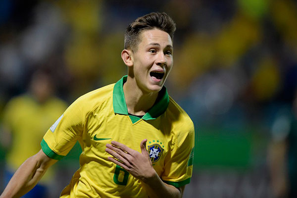 Apesar de respeitar a França, Patryck aposta no bom momento que o time brasileiro vive na Copa