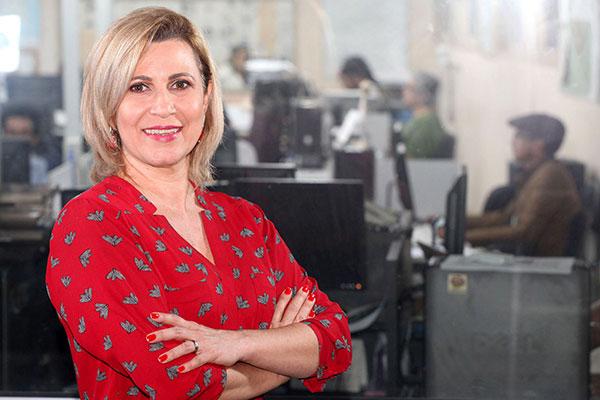 Karina Mandel, gerente do Setor Comercial da TRIBUNA DO NORTE, detalha as novidades da Revista Top Natal 2019