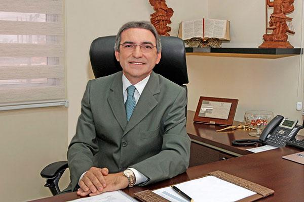 Marcelo Queiroz, Presidente da Fecomércio/RN