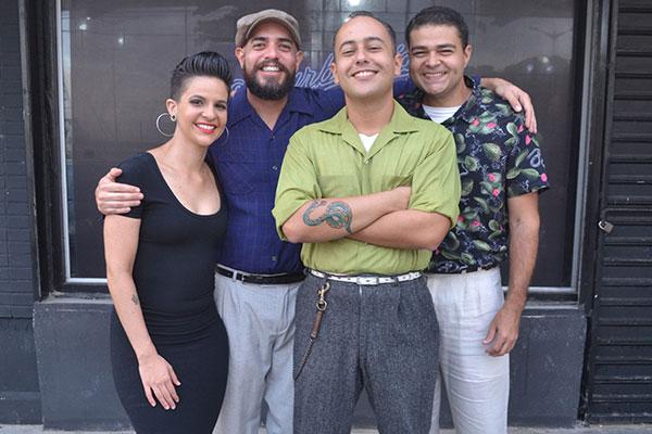 Dasta & The Smokin Snakes é a única banda brasileira a fazer parte do selo norte-americano WILD Records