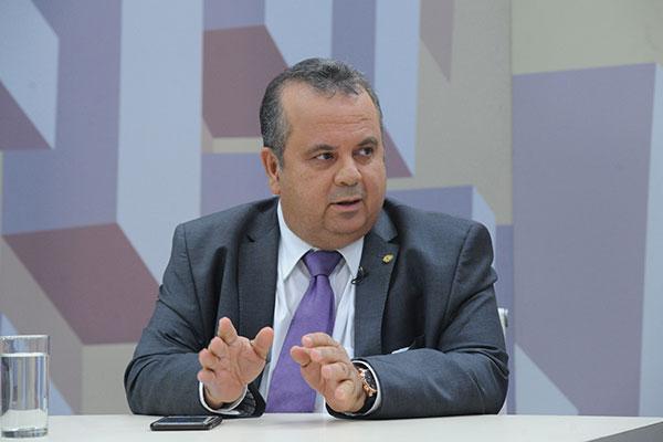 Rogério Marinho,secretário especial de Previdência,defende o Programa Verde Amarelo e as mudanças impostas ao mercado de trabalho e a relação entre patrões e empregados