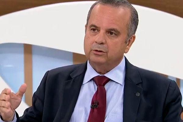 Rogério Marinho concede entrevista ao Programa Roda Viva