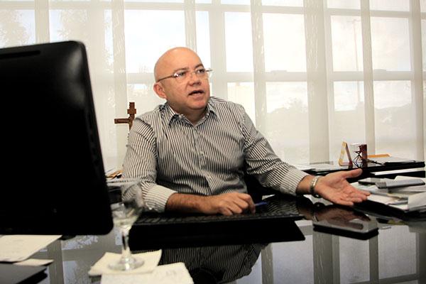 Raimundo Alves afirma que a intenção é apresentar um esboço da proposta de reforma