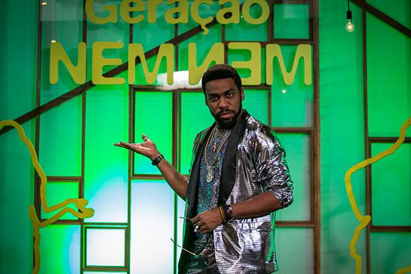 Lázaro Ramos estreia série de aulas que abordam desde preparação de currículo