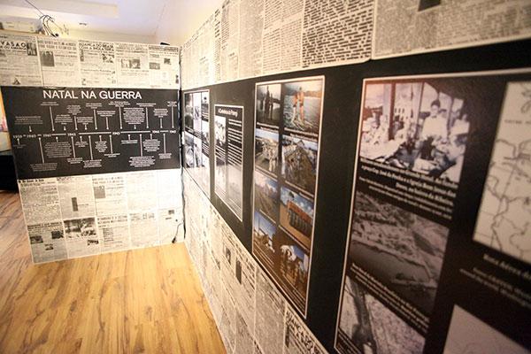 Exposição parte da fundação da cidade de Natal e revela marcos de seu crescimento urbano