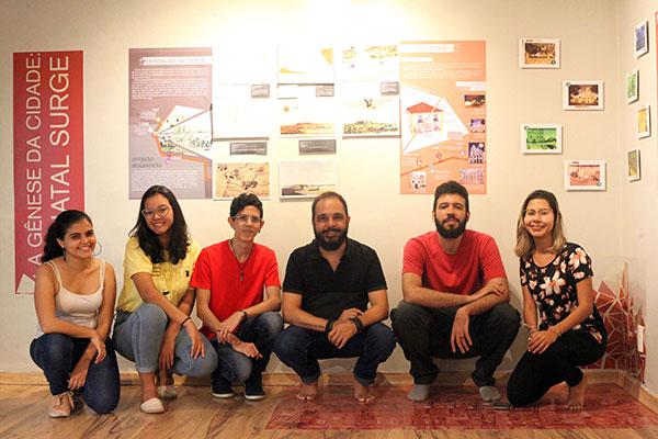 Grupo  pesquisa a história da cidade a partir do urbanismo