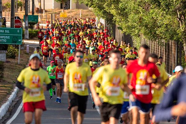 Os corredores vão encarar uma experiência inédita com um percurso cheio de novidades