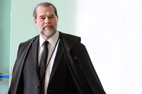 Ministro do Supremo Tribunal, Dias Toffoli afirmou que o AI-5 é incompatível com a democracia