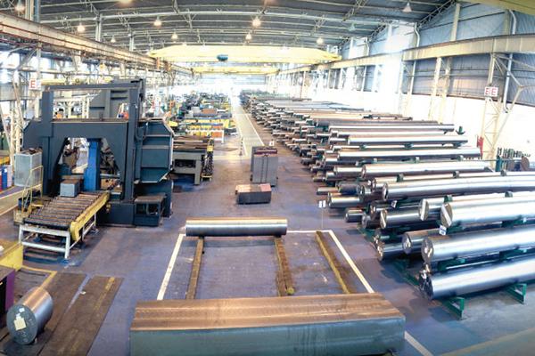 A produção de aço e alumínio brasileira é consumida fortemente pelo mercado norte-americano, que ameaça aplicar taxas aos itens